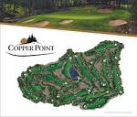 Windermere Valley Copper Point Course | Copper Point Golf Club