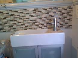install tile backsplash bathroom gallery of simple how to install glass tile in bathroom on home install tile