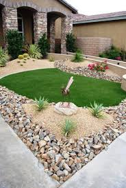 Small Front Garden Design Ideas Enchanting Within Rock Garden Designs For Front Yards Small Ideas Yard Design