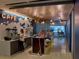 Small Picture Microkitchen in our Chicago o LinkedIn Office Photo Glassdoor