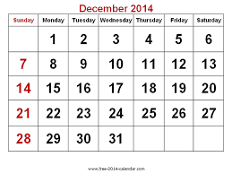 blank calendar 2015 december 2014 calendar printable pdf printable calendar 2014