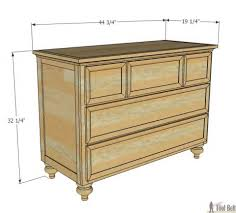 5 drawer dresser changing table her