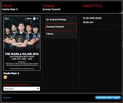 tgv cinemas to show final day of the dota 2 manila major lowyat net