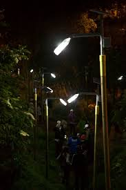 Open Source Lighting Open Source Streetlamps From Old Soda Bottles Are Making