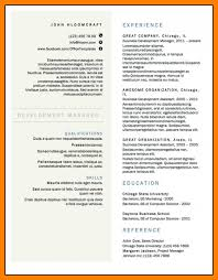 007 Two Column Resume Templates Templateord Inspirational Of Unusual