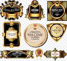 Wine Bottle Stickers Wine Bottle Computer File Vector Bottle Stickers Png Download