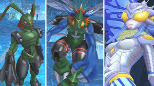 Digimon Cyber Sleuth Hacker S Memory Digivolution Chart Digimon Story Cyber Sleuth Hackers Memory Wormmon