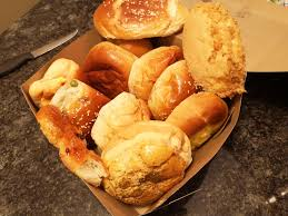 I Ate Chinese Bakery Buns Bbq Pork Bun Hotdog Bun Pineapple Bbq