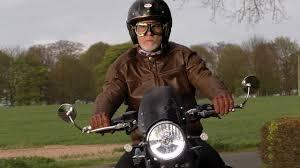 triumph t120 the triumph barbour international leather jacket latest design