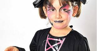 children s witches makeup how to do