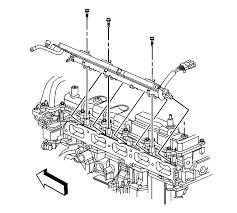 As for disconnecting a coupling its usually withing a few inches of the rail where the fuel line attaches to the rail each vehicle is a little different