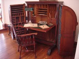 william s wooton desk in the queen anne mansion in eureka springs ark