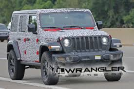 2018 jeep jl colors. perfect 2018 2018 jeep wrangler jl undresses to reveal production design for jeep jl colors p