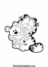 127 Dessins De Coloriage Garfield Imprimer Sur Laguerche Com Page 9