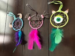 Dream Catchers Inc Monster Inc Collection Dreamcatchers Boo Sulley Dreamcatchers at 15