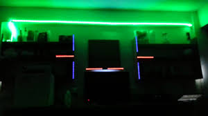 Neon Lights For Dorm Rooms Dorm Room Leds Flashing To Music Years By Alesso