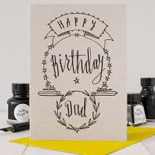 Design A Birthday Card For Dad Image Result For Calligraphy Birthday Card Dad Birthday