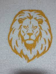 Embroidery Design Links Tribal Lion Free Embroidery Design 3 Free Embroidery
