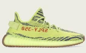 Semi Frozen Yellow Adidas Yeezy Boost 350 V2 Release Info