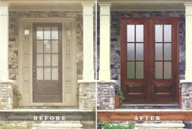 double front doors with glass for new ideas entry images and wrought iron double front doors entry door with sidelights glass