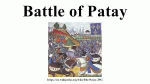 「Battle of Patay map」の画像検索結果