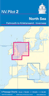 Sea Charts Online Nv Pilot 2 North Sea Falmouth To Kristiansand