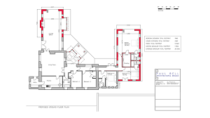 northumberland house extension plans for planning permission