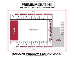 Mercury Ballroom Seating Chart The Palladium Ballroom Seating Chart 2019