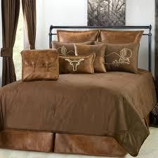 open range western comforter sets