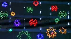 HD: Decoration Flashing Lights On Roof , Blinkers, Party, Happy ...