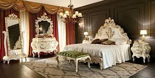 Baroque Bedroom Ideas