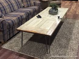 antique door coffee table 2018 old door made into coffee table findsomethingtolove