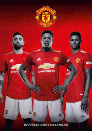 Follow everything united on the official app. The Official Manchester United 2021 Calendar N A Amazon De Bucher