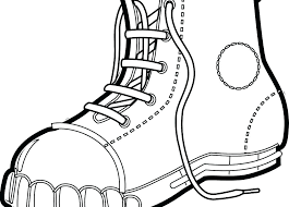 Cowboy Boots Coloring Pages Cowboy Hat Coloring Page Boot Boots And