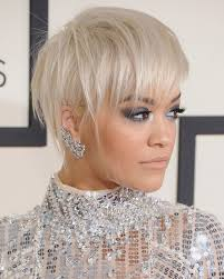 5 Fantastic Short Haircuts That Arent Bobs On Rita Ora Zendaya