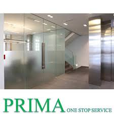 office cubical. Office Cubical Frameless Glass Partition Wall With Sound Insulation Cotton