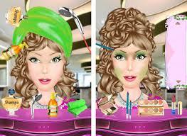 temple games fashion makeup salon