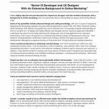 Ui Ux Skills Archives Sierra 38 Favorite Ui Ux Designer Resume On