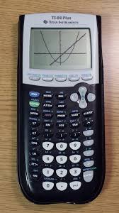 How To Make A Pie Chart On Ti 84 Plus How To Find The Intersecting Points Of Two Functions On A Ti