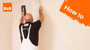 How to hang wallpaper part 1 ...