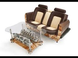 unusual furniture pieces. unusual car furniture 3 for lovers pieces
