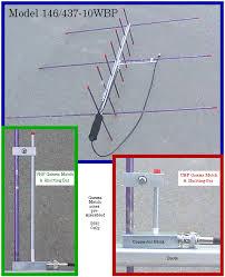 arrow ii satellite antenna photo