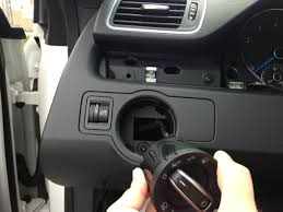 vwvortex com vw cc remote start smartstart installation guide now pop off the fuse panel cover on the left side of the dash and remove the two t 20 screws behind it
