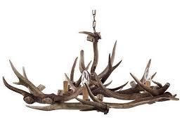 faux antler chandelier uk
