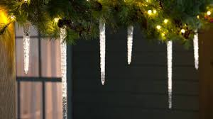 Christmas Motion Icicle Lights Animated Icicle Lights