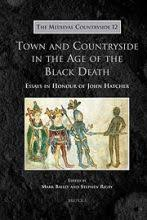 town and countryside in the age of the black death essays in  book town and countryside in the age of the black death essays