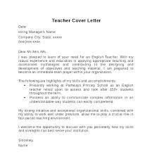 Play Format Template Teacher Er Letter Example Of Teaching