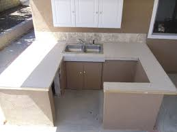 bbq island outdoor kitchen reveal our housetory inside outdoor kitchen sinks and faucets diy outdoor kitchen