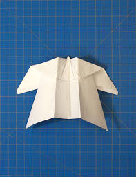 fold n fly stunt paper airplane