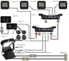 yamaha 703 remote control wiring solidfonts what instrument gauges can be hooked up to 703 remote conrol box yamaha outboard remote control wiring diagram nodasystech yamaha wiring diagram